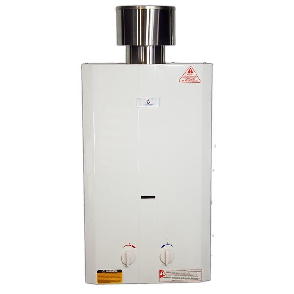 L10 High-capacity LPG Tankless Water Heater