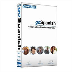 Simon & Schuster's Pimsleur goSpanish: Speak & Read the Pimsleur Way (CD-Audio)