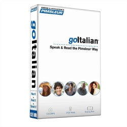 Goitalian: Speak & Read the Pimsleur Way, 8 Lessons + Reading
