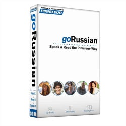 goRussian: Speak & Read the Pimsleur Way