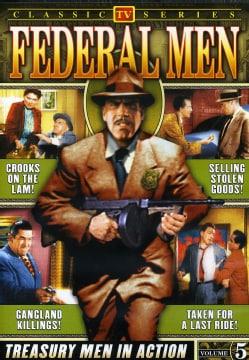 Federal Men Vol 5 (DVD)