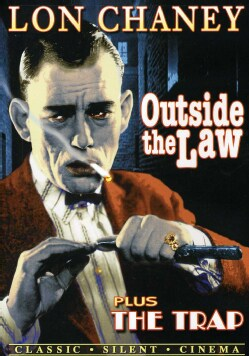 Lon Chaney Double Feature: Outside The Law/Trap (DVD)