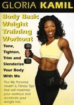 Body Basic Weight Training Workout With Gloria Kamil (DVD)