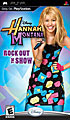 PSP - Hannah Montana: Rock Out the Show