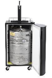 Nostalgia Electrics KRS-2100 Kegorator Beer Keg Fridge
