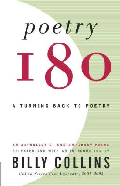 Poetry 180: A Turning Back to Poetry (Paperback)