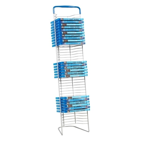 Atlantic Nestable DVD Wire Rack 5319289