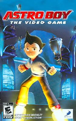 PS2 - Astro Boy: The Video Game
