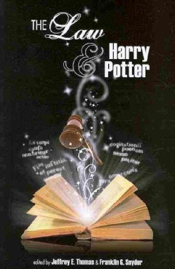 The Law and Harry Potter (Paperback)