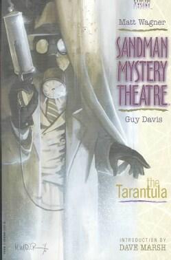Sandman Mystery Theatre: The Tarantula (Paperback)