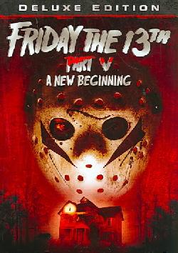 Friday The 13th Part V: A New Beginning (Deluxe Edition) (DVD)