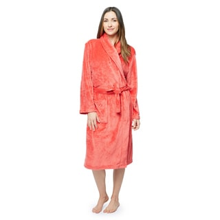 Touch of Class Microplush Bath Robe