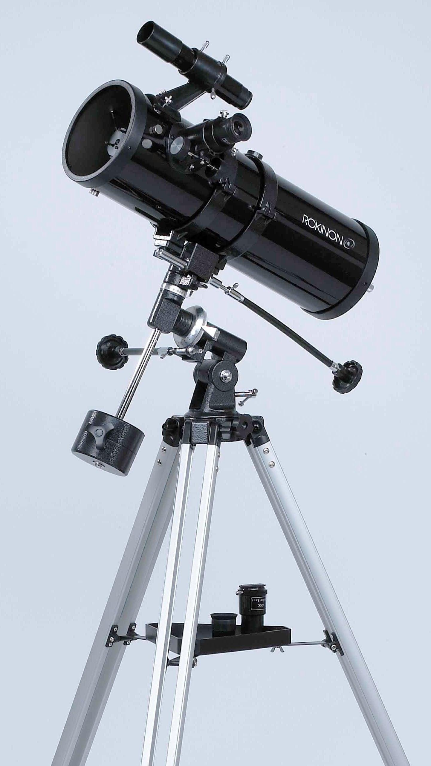 Rokinon Diamond Black 1000x114 Reflector Telescope