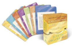 Emotional Repair Kit: 50 Tools to Liberate Yourself from Negative Emotions (Cards)