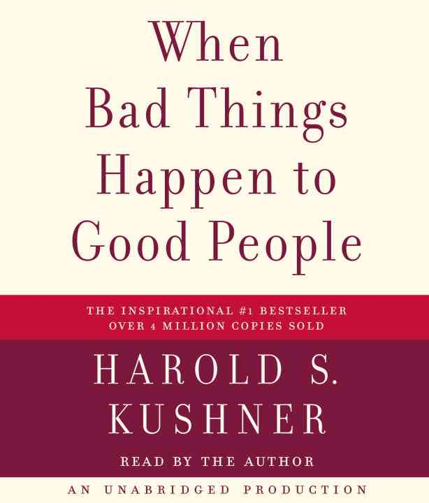 When Bad Things Happen to Good People (CD-Audio)