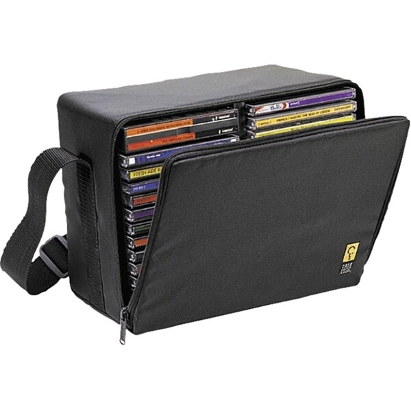 Case Logic 30 Capacity CD Case