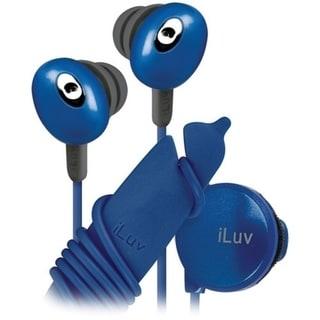 jWIN iLuv IEP311BLU Stereo Earphone