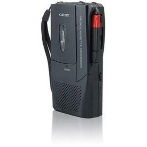 Coby CXR123 Micro Cassette Voice Recorder