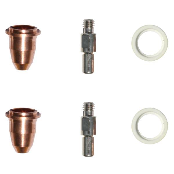 Plasma Cutter 2-piece Electrode Kit