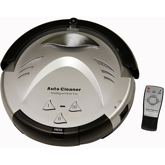 iTouchless Automatic Remote Control Robotic Vacuum