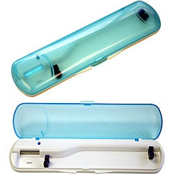 iTouchless Toothbrush Sanitizer/ Holder