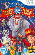 Wii - Ringling Bros. and Barnum & Bailey Circus