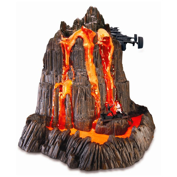Star Wars Mustafar Volcano Kit