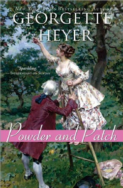 Powder and Patch (Paperback)