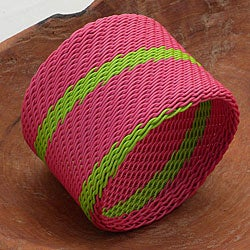 Telephone Wire Watermelon Bracelet (South Africa)