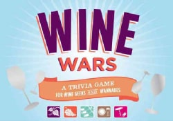 Wine Wars!: A Trivia Game for Wine Geeks and Wannabes (Game)