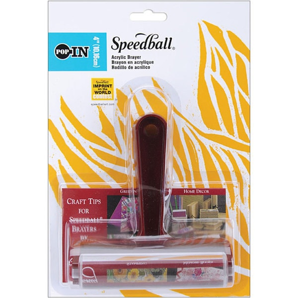 Speedball Pop-in Acrylic Brayer