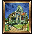 Van Gogh 'Church at Auvers' Hand-painted Oil Canvas