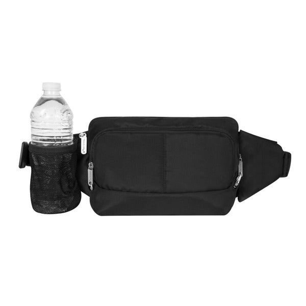 Travelon Black Anti-theft Waist Pack