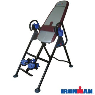 Ironman LXT850 Black Locking Inversion System with 10 Locking Angles