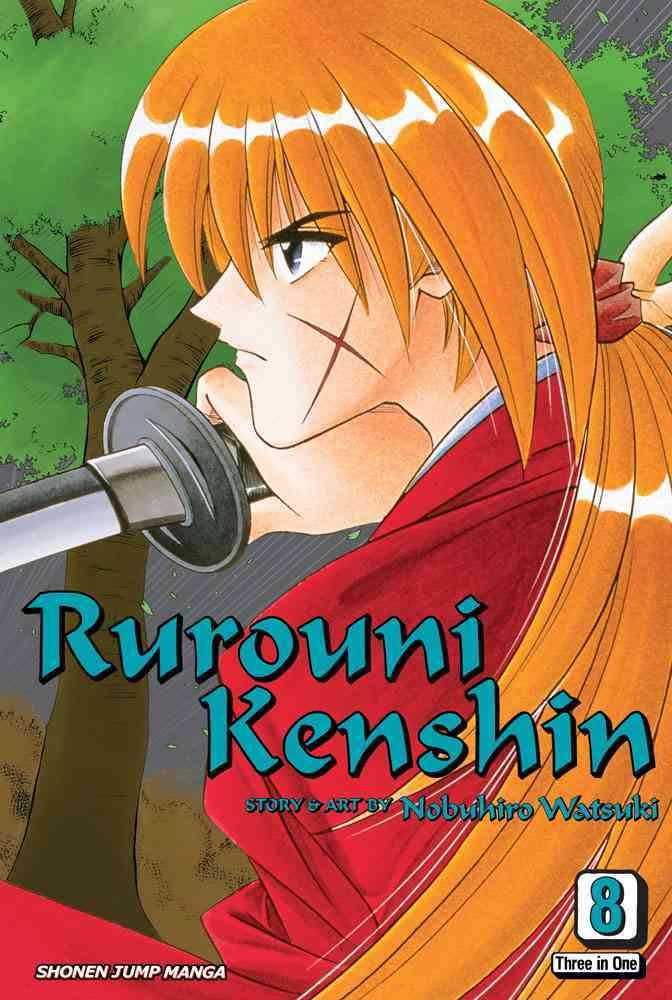 Rurouni Kenshin 8: Sin, Judgement, Acceptance VIZBIG Edition (Paperback)