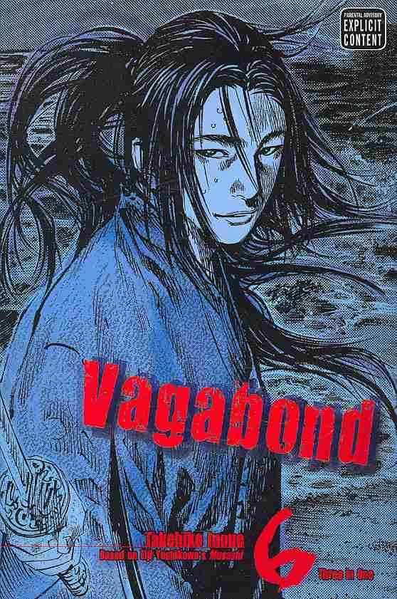Vagabond 6: VIZBIG Edition (Paperback)