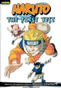 Naruto Chapter Book 10: The First Test (Paperback)