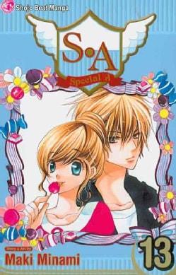 S. A. 13: Shojo Beat Manga Edition (Paperback)
