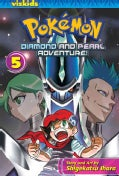 Pokemon Diamond and Pearl Adventure! 5 (Paperback)