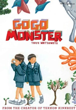 Gogo Monster (Hardcover)