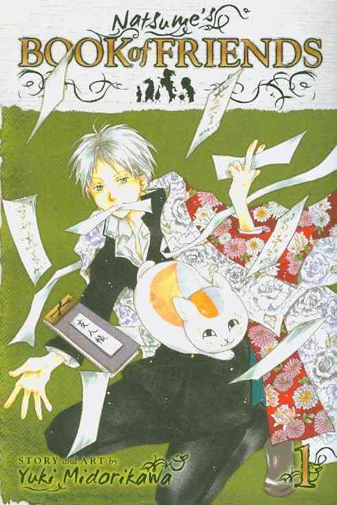 Natsume's Book of Friends 1 (Paperback)