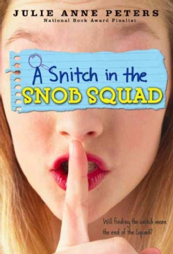 A Snitch in the Snob Squad (Paperback)