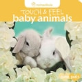 Touch & Feel, Baby Animals (Board book)