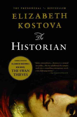 The Historian: A Novel (Paperback)