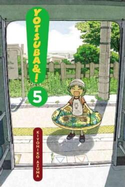 Yotsuba&! 5 (Paperback)