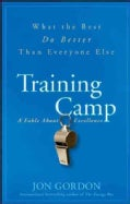 Training Camp: What the Best Do Better Than Everyone Else (CD-Audio)