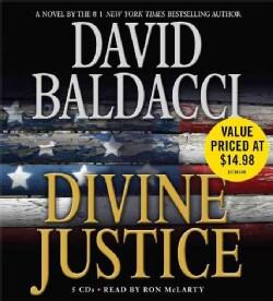 Divine Justice (CD-Audio)