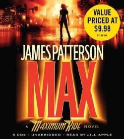 Max: Maximum Ride Novel (CD-Audio)