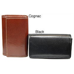 Castello Men's Mini Accordion Wallet