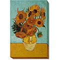 Vincent Van Gogh 'Sunflowers' Oil Art Reproduction